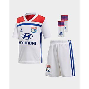 dbabb713d ADIDAS Olympique Lyonnais Home Mini Kit ...