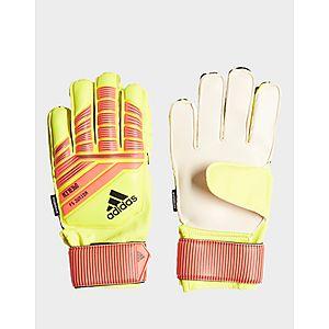 ADIDAS Predator Fingersave Junior Gloves ... 94dab17ff7b0