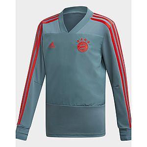 ae65469ce485 ADIDAS FC Bayern Training Jersey ...