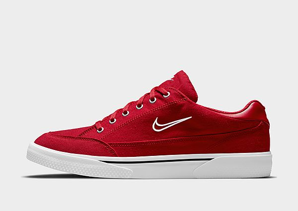 Nike Nike Retro GTS Zapatillas - Hombre, Gym Red/Black/Matte Aluminium/White