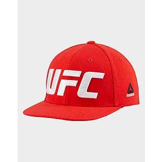 first rate 46028 7c7b2 REEBOK UFC Flat Peak Cap