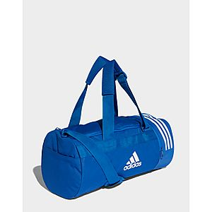 c473c5b9934 check out 835c5 20fff buy adidas small 3 stripe convertible duffel ...