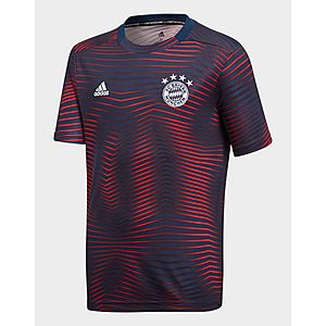 5d462bd51 ADIDAS FC Bayern Home Pre-Match Jersey ...