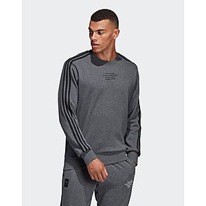 dab625687 ADIDAS Real Madrid Seasonal Special Crew Sweatshirt ...
