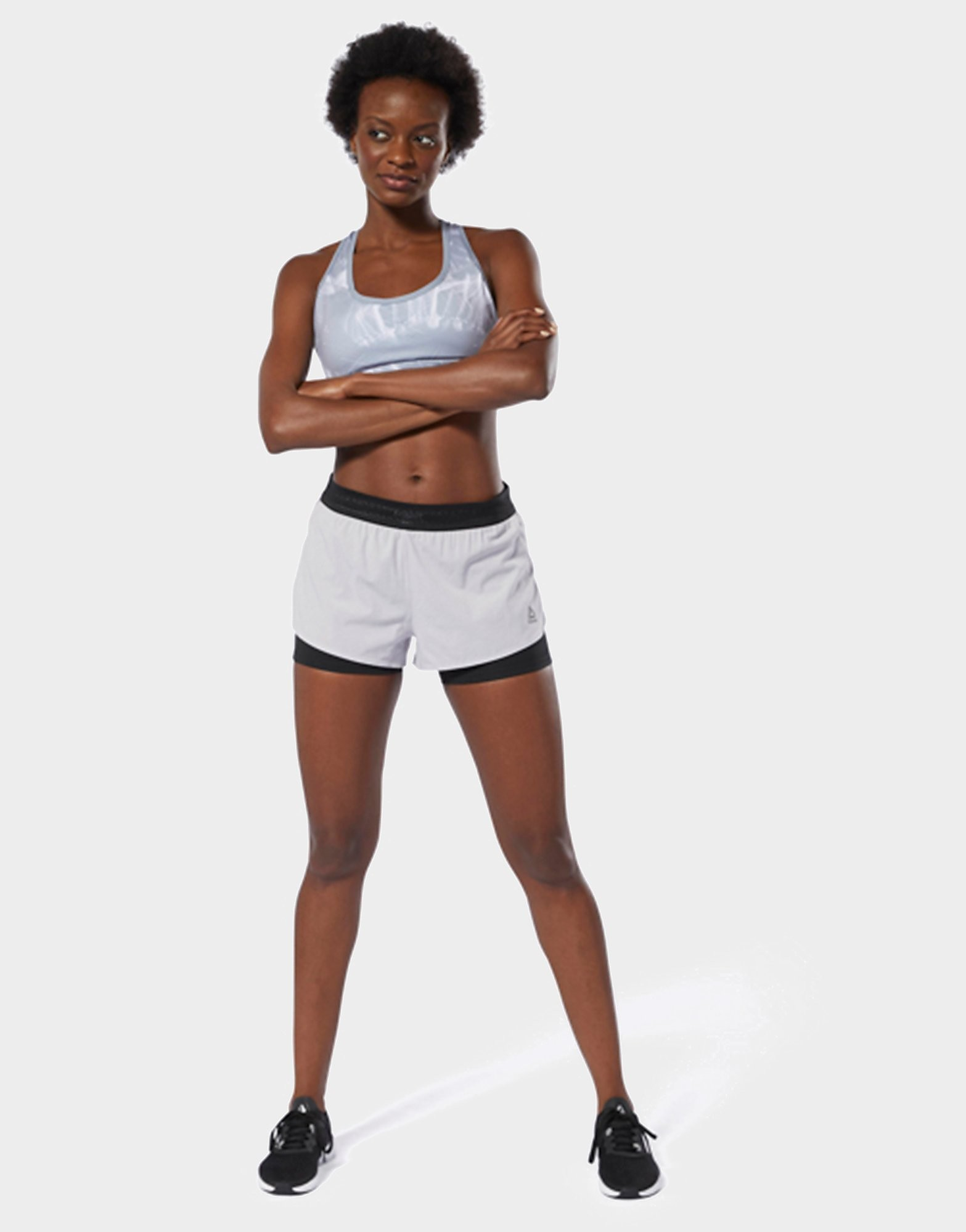 REEBOK Running Epic Two-in-One Shorts