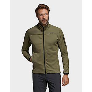 46f07f62c6dd ADIDAS Stockhorn Fleece Jacket ...