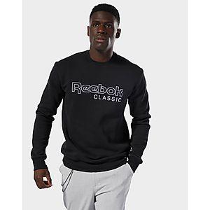 REEBOK Classics Fleece Crew Sweatshirt ... 2dcdbaf65d94e