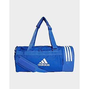 91822d34a8 ADIDAS Convertible 3-Stripes Duffel Bag Small ...