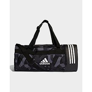 ea1225ca0 ADIDAS 3-Stripes Convertible Graphic Duffel Bag ...