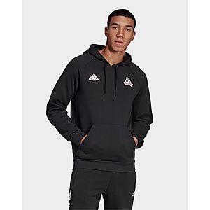 856c14efe61 ADIDAS TAN Graphic Hooded Sweatshirt ...