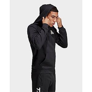 35328edfdc6 ADIDAS TAN Graphic Hooded Sweatshirt ADIDAS TAN Graphic Hooded Sweatshirt