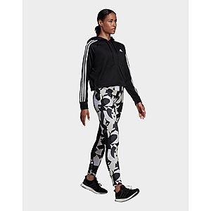 68c8f8bef4c7 ADIDAS Hoodie and Tights Track Suit ADIDAS Hoodie and Tights Track Suit
