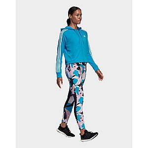 a79911f4cf3a ADIDAS Hoodie and Tights Track Suit ADIDAS Hoodie and Tights Track Suit