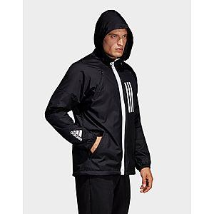 ADIDAS W.N.D. Fleece-Lined Jacket ADIDAS W.N.D. Fleece-Lined Jacket 95f1e00fed