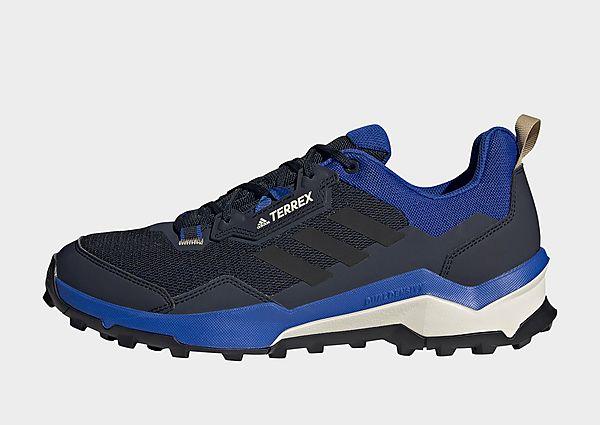 adidas Zapatilla Terrex AX4 Primegreen Hiking, Legend Ink / Core Black / Bold Blue