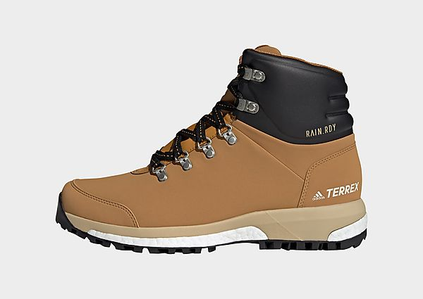 adidas Bota Terrex Pathmaker RAIN.RDY Hiking, Mesa / Core Black / Beige Tone