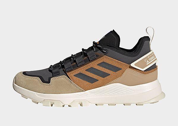 adidas Zapatilla Terrex Hikster Low Hiking, Core Black / Grey Six / Mesa