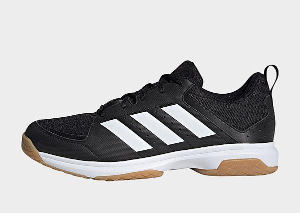 adidas Zapatilla Ligra 7 Indoor, Core Black / Cloud White / Core Black