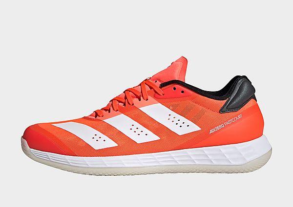 adidas Zapatilla Adizero Fastcourt 1.5 Handball, Solar Red / Cloud White / Core Black