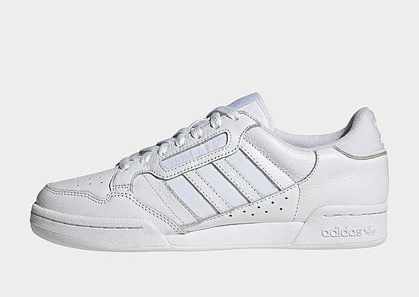 adidas Originals Zapatilla Continental 80 Stripes, Cloud White / Cloud White / Cloud White
