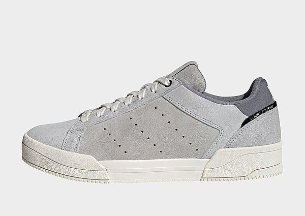 adidas Originals Zapatilla Court Tourino, Light Solid Grey / Grey / Chalk White