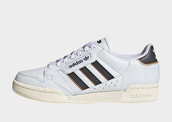 adidas Originals Zapatilla Continental 80 Stripes, Cloud White / Cream White / Grey Six