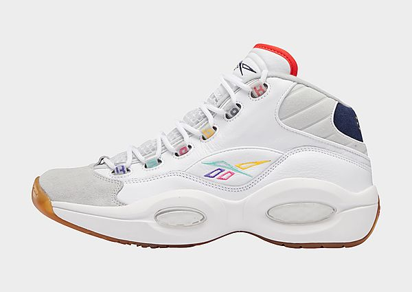 Reebok question mid, Cloud White / Vector Navy / Pure Grey 2
