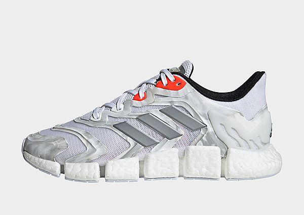 adidas Zapatilla Climacool Vento HEAT.RDY, Cloud White / Iron Metallic / Solar Red
