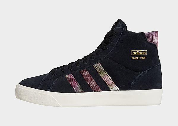 adidas Originals Zapatilla Basket Profi, Core Black / Off White / Orbit Indigo