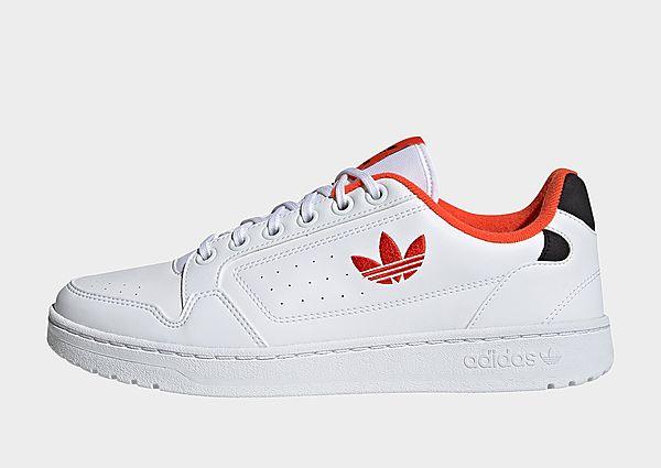 adidas Originals Zapatilla NY 90, Cloud White / Semi Solar Red / Core Black