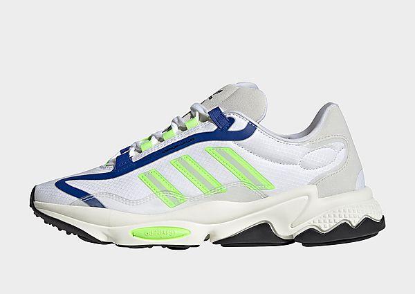 adidas Originals Zapatilla OZWEEGO Pure, Cloud White / Signal Green / Off White