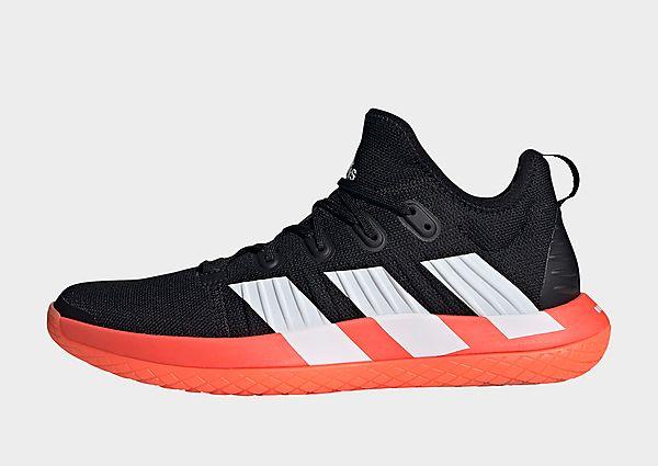 adidas Zapatilla Stabil Next Gen Primeblue Handball, Core Black / Cloud White / Solar Red