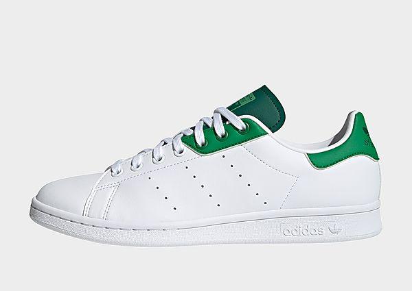 adidas Originals Zapatilla Stan Smith, Cloud White / Green / Collegiate Green