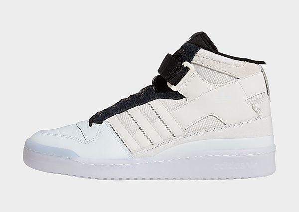 adidas Originals Zapatilla Forum Mid, Crystal White / Sky Tint / Core Black