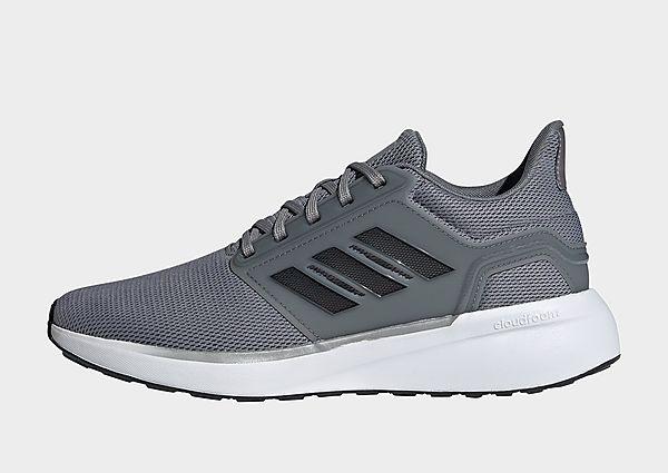 adidas Zapatilla EQ19 Run, Grey / Carbon / Iron Metallic