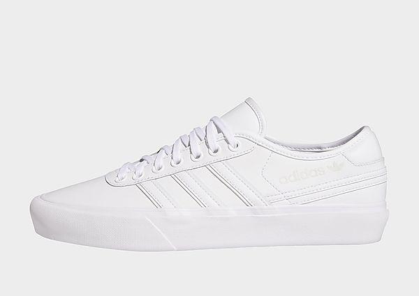 adidas Originals Zapatilla Delpala CL, Cloud White / Cloud White / Cloud White