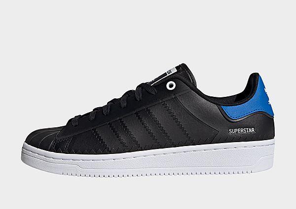 adidas Originals Zapatilla Superstar OT Tech, Core Black / Cloud White / Blue Bird