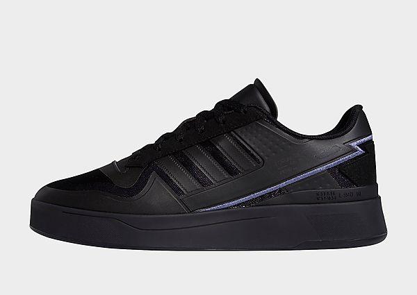 adidas Originals Zapatilla Forum Tech Boost, Core Black / Carbon / Orbit Violet