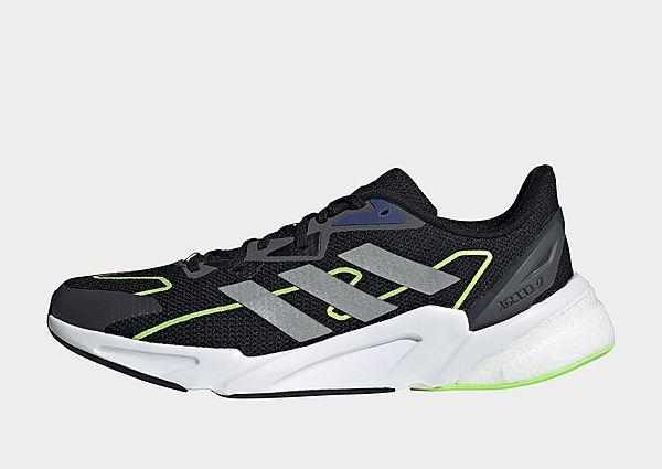 adidas Zapatilla X9000L2, Core Black / Matte Silver / Signal Green