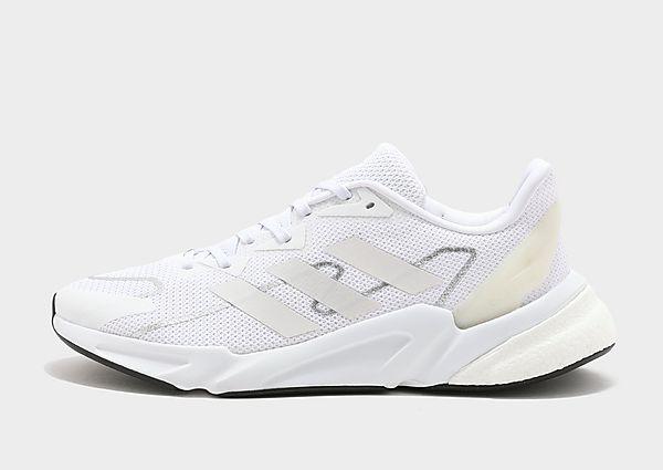 adidas Zapatilla X9000L2, Cloud White / Cloud White / Matte Silver