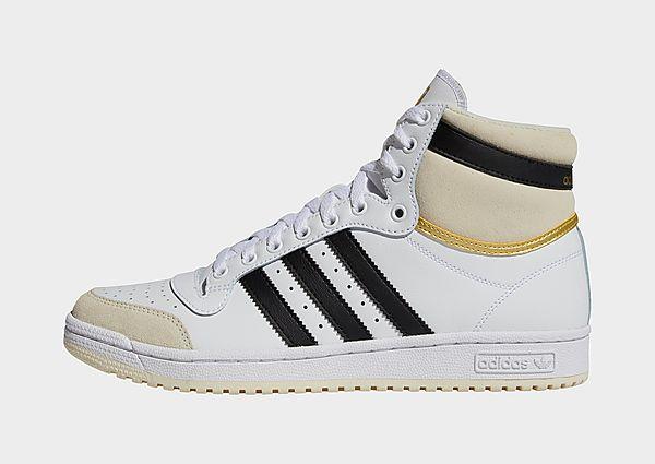 adidas Originals Zapatilla Top Ten, Cloud White / Core Black / Cream White