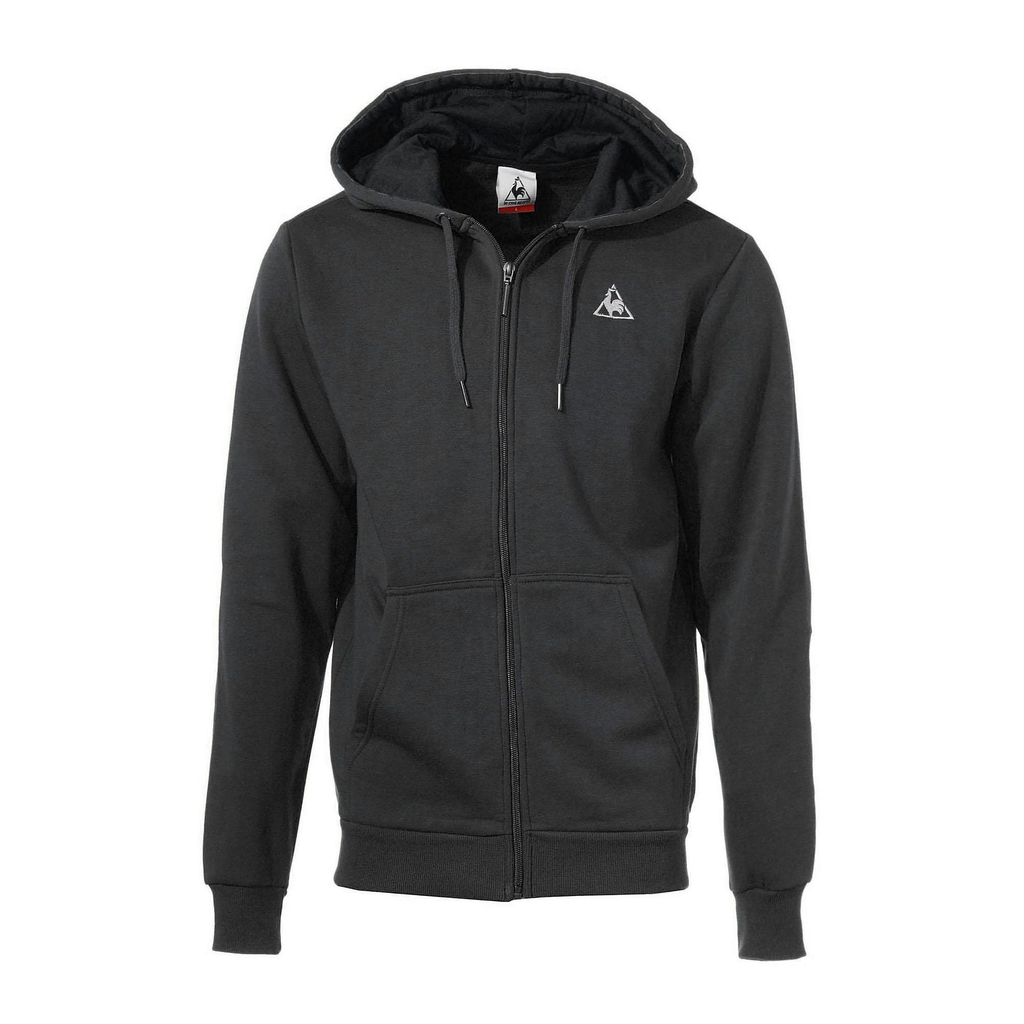 Le coq sportif MAURICE HOODED ZIP