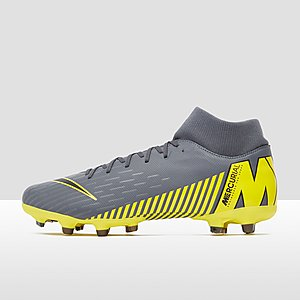 factory price 17abe e2bbc NIKE MERCURIAL SUPERFLY 6 ACADEMY DF MG VOETBALSCHOENEN GRIJSGEEL