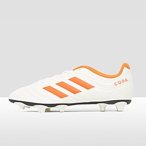 low priced a4b26 d93cd ADIDAS COPA 19.4 FG VOETBALSCHOENEN WIT KINDEREN