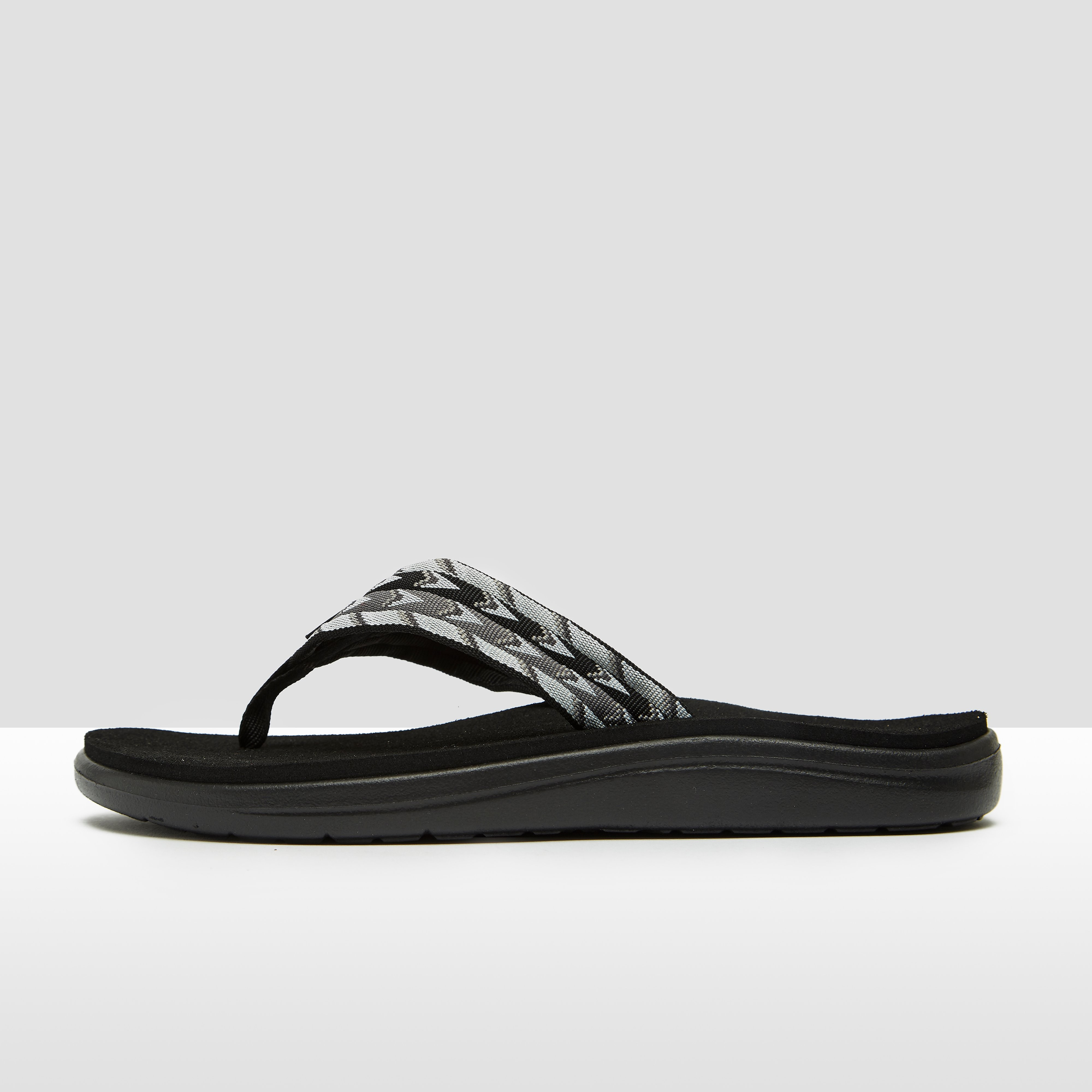 TEVA VOYA SLIPPERS ZWART HEREN