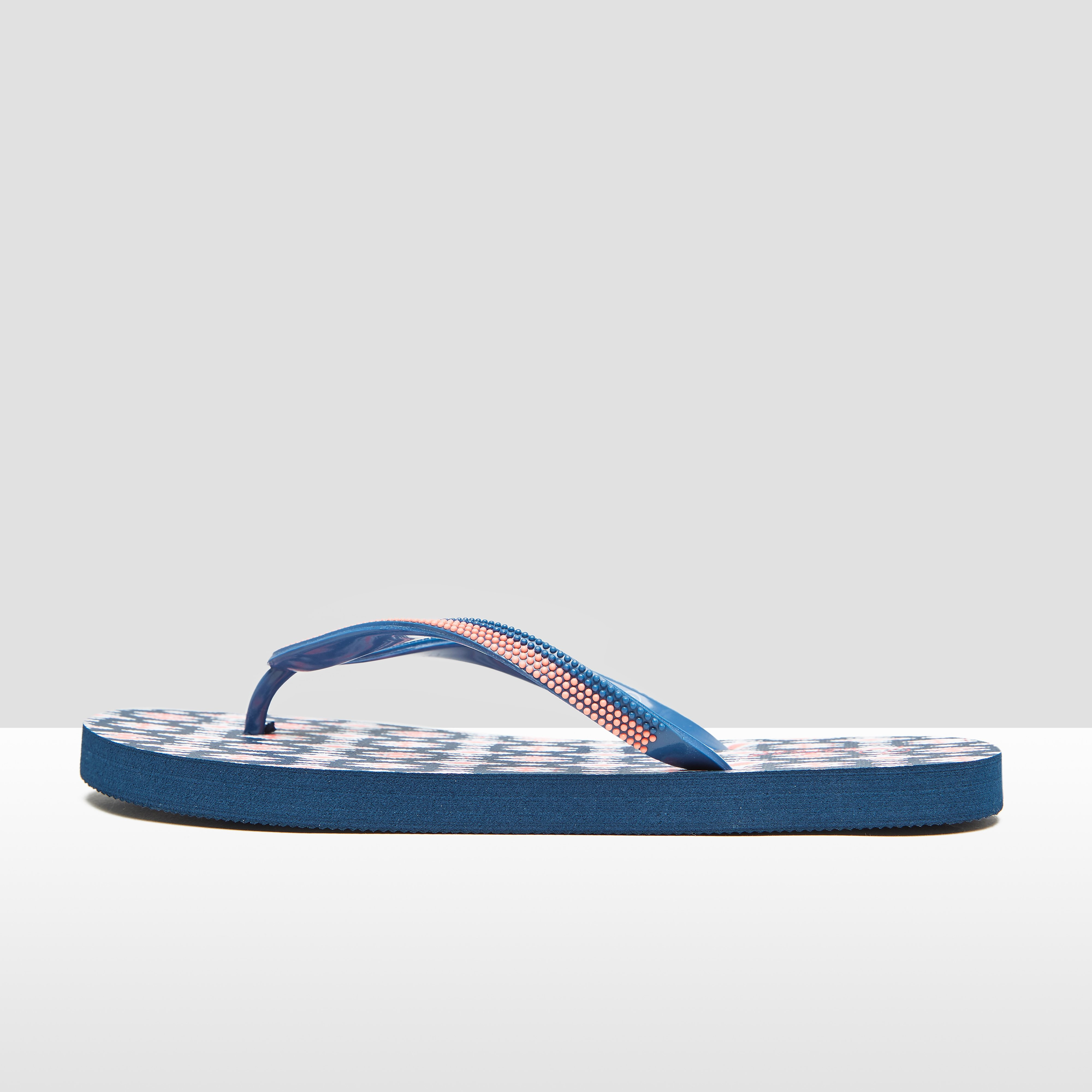 PROTEST LYMM SLIPPERS BLAUW DAMES