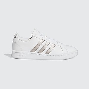 online store aaf03 149f5 ADIDAS GRAND COURT SNEAKERS WITGOUD DAMES