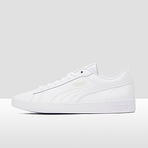 Puma Smash Dames Sneakers V2 Wit qPAZqrgWn