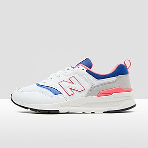 5d66571d65f977 NEW BALANCE 997 SNEAKERS WIT BLAUW DAMES