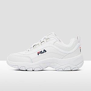 Sneakers Fila Low Strada Dames Wit Chunky w6Z6qHP